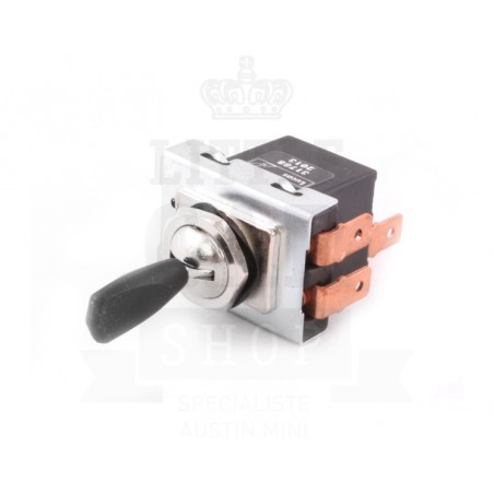 Interrupteur a bascule 3P de phares MK1 MK2 - Austin Mini