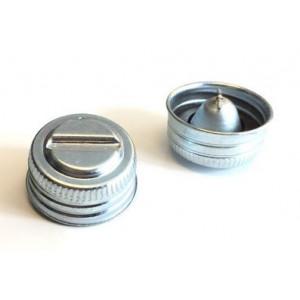 Bouchon métal pour maître cylindre freins et embrayage