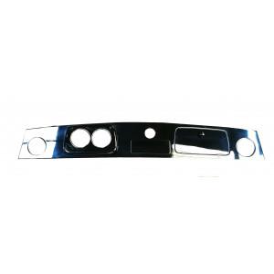 Tableau de bord / bois noir ''charcoal'' - MINI - S9157