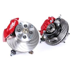 Kit frein Avant 8.4 ventilé Mini Sport Complet