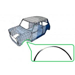 Renfort d'aile Sport Pack - après découpe / à la paire