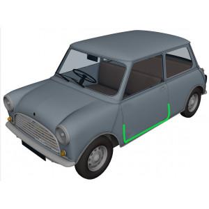Joint de porte inférieur gauche 1998 à 2000 - Austin Mini