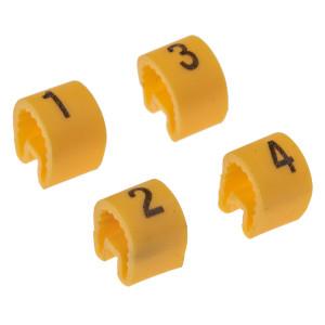 Kit identification faisceau de bougie / 4 cylindres