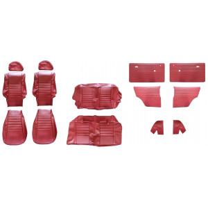 Intérieur complet - Austin Mini - MPI / Rouge