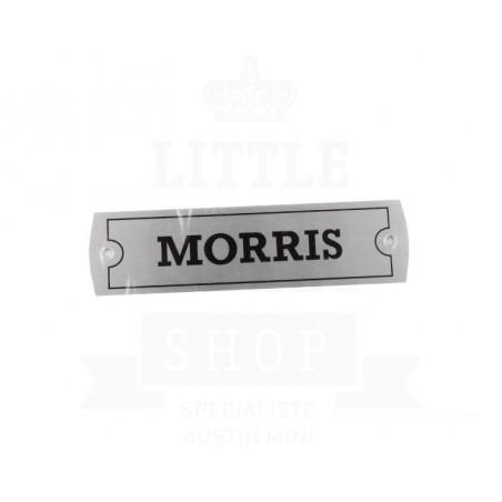 Plaque cache culbuteur  - MORRIS