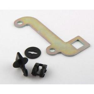 kit de fixation inférieur de plaque de protection - Austin Mini