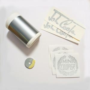 Kit autocollants Mini Cooper liseré simple  - Austin Mini - Couleur au choix