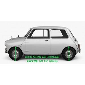 Sphère / Cône de suspension (MOULTON) Av - Austin Mini