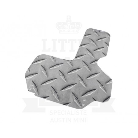 Plaque de protection allumage - Grunge-Austin Mini