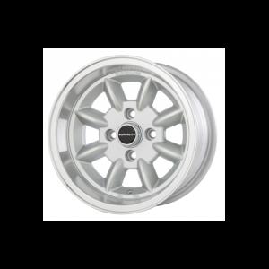 Pack Jantes 7x13 - SUPERLITE - Choix de couleur et pneu