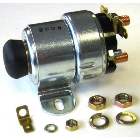 Solenoid avec bouton de démarreur-Austin Mini