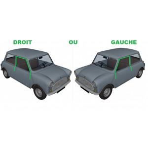 Joint de porte supérieur Droit / Gauche 1997 à 2000 - Austin Mini MPI