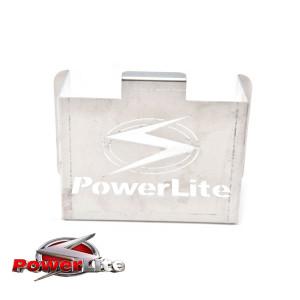Support de batterie en aluminium - Utilisation course