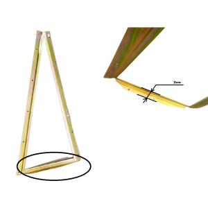 Armature extérieur Gauche déflecteur - Moke - Portugaise / Cagiva