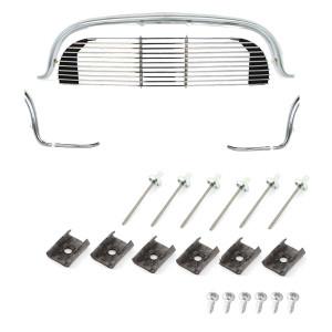 Pack calandre - Austin Mini - Mk1 - Ouverture intérieure