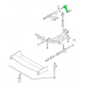 Bras superieur de suspension - Triumph TR2 / TR4 / TR5 / TR6