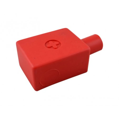 Cache protection de cosse + rouge