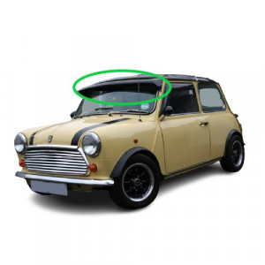 Casquette de pare brise - Austin Mini