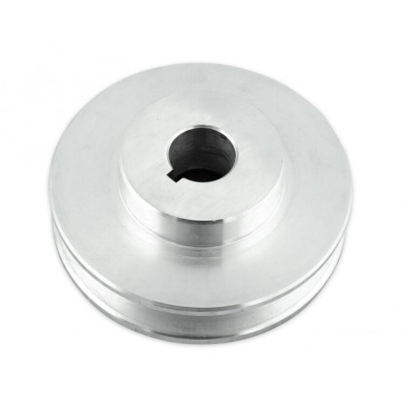 Poulie d'alternateur ou Dynamo - alu-Austin Mini