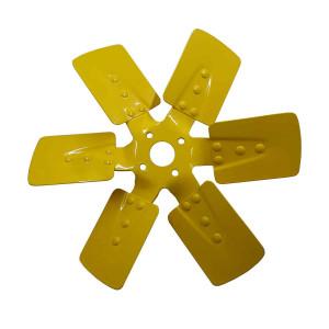Hélice de ventilateur 6 pales (Métal)