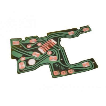 Circuit imprimé deux compteurs - Mini avant 1989