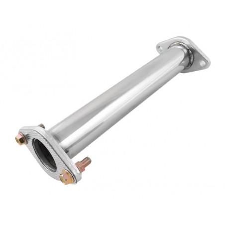 Tube suppression de catalyseur Inox-Austin Mini