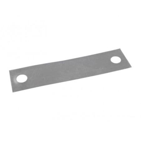 Plastique anti friction de U de crémaillère-Austin Mini