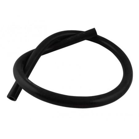 Durite de chauffage 16 mm Silicone Noir