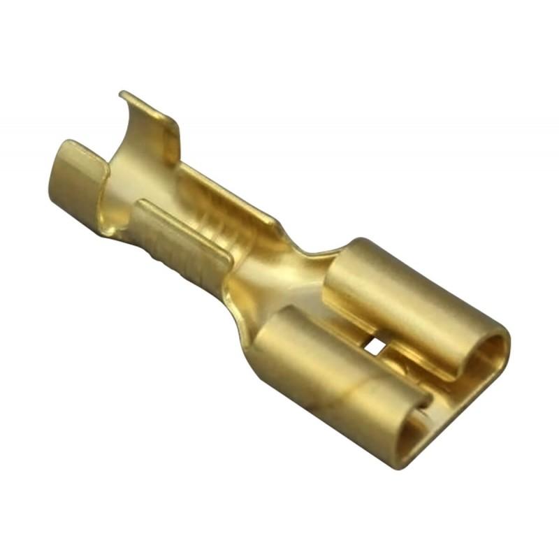 Cosse plate femelle 1.5 - 2.5 mm²