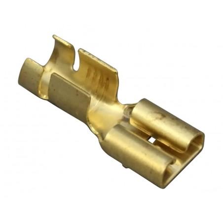 Cosse plate femelle 2.5 - 6.0 mm²-Austin Mini