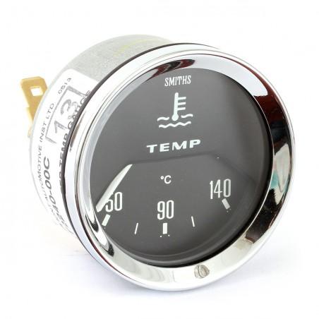 Jauge de température eau Smith 50-140 Noir