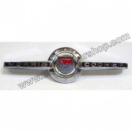 Badge capot Morris Cooper MK1 - Austin Mini-Austin Mini