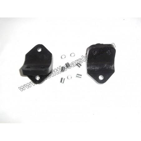POL12 - Silent-bloc POLYFLEX - berceau Av (Ar)-Austin Mini