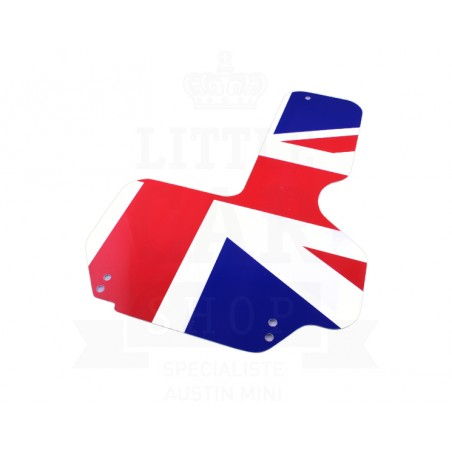 Plaque de protection allumage - Union Jack