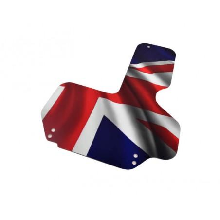 Plaque de protection allumage - Union Jack Flag-Austin Mini