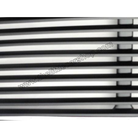 Calandre 1969 - 2000 ''11 lames noires'' ouv. ext. - Austin Mini
