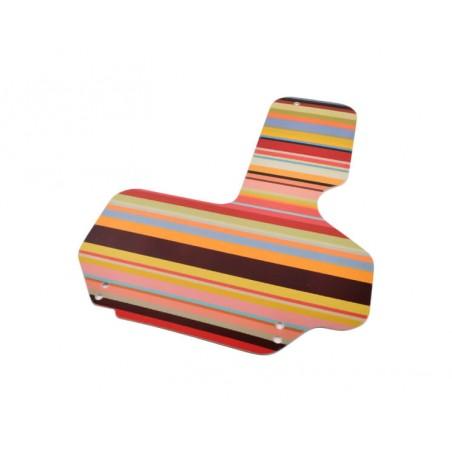 Plaque de protection allumage - Style Paul Smith-Austin Mini