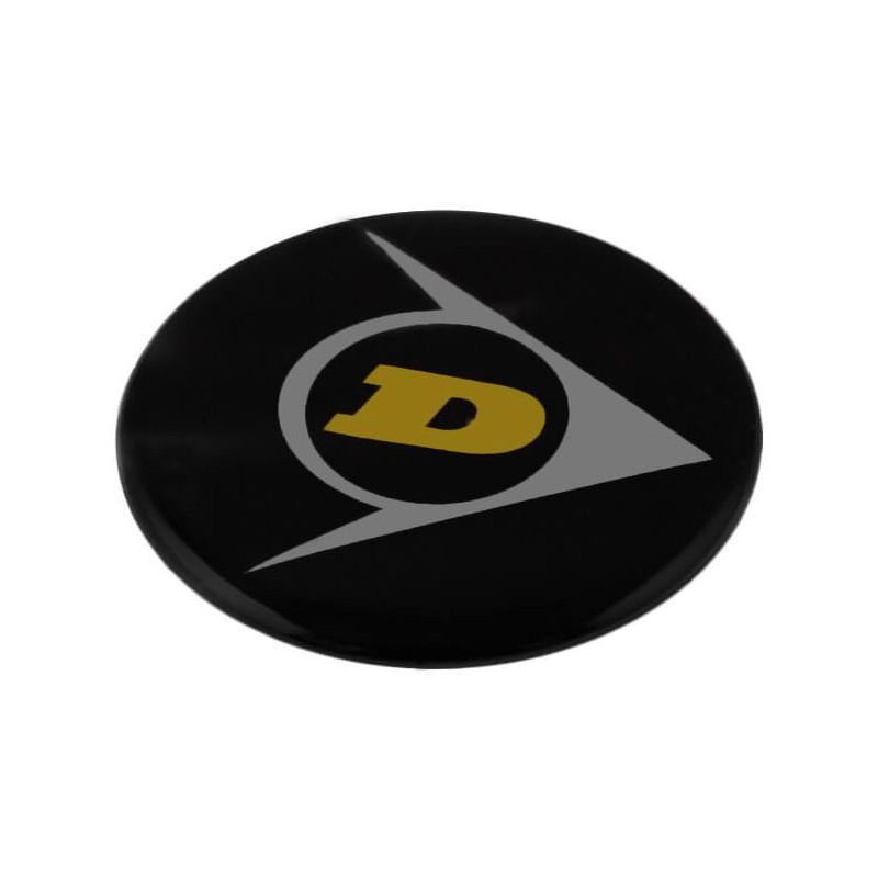 Autocollant rond Dunlop (42mm)