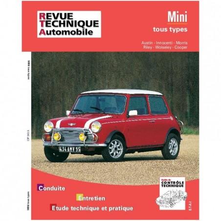 Revue Technique Mini : 1959 à 1992