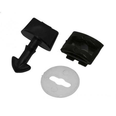 Clip de fixation de protection d'allumage (à l'unité) - Austin Mini