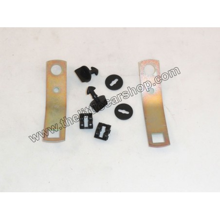 kit de fixation de plaque de protection - Austin Mini