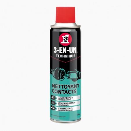 Spray 3-en-1 Nettoyant Contact 250 ml