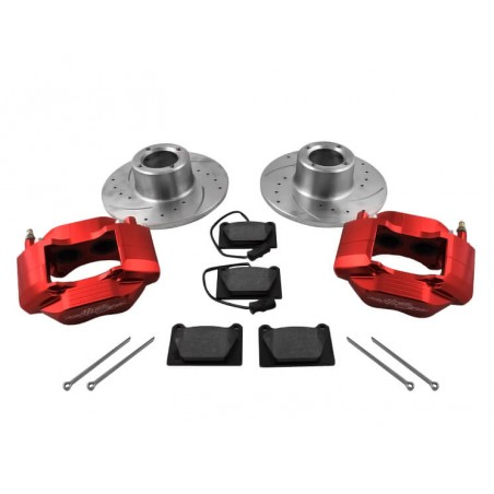 N°16 -  Pack frein disque 8.4'' 4 pistons Mini Sport