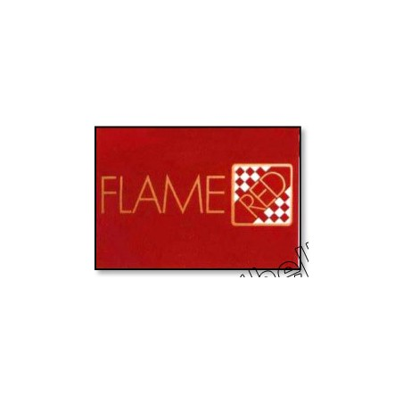 Kit Autocollant : Red Flame-Austin Mini