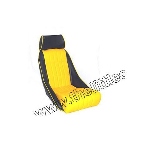 Intérieur complet baquet Cobra - 4 Couleurs au choix