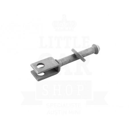 Maître cylindre embrayage métal - Emetteur - Tige de