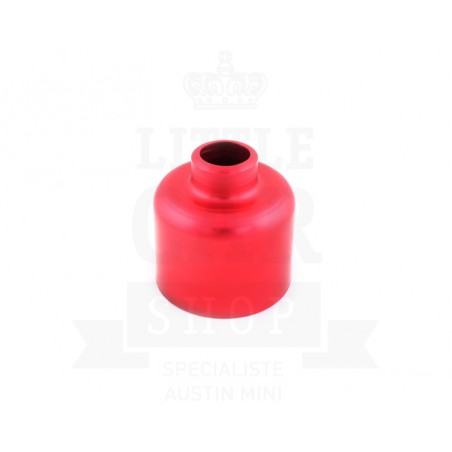 Couvre carburateur rouge (dashpot) HIF38/44