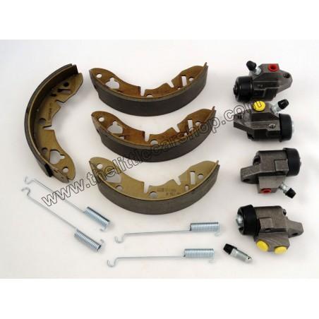 N°11 - Kit frein Avant -Tambour (origine)-Austin Mini