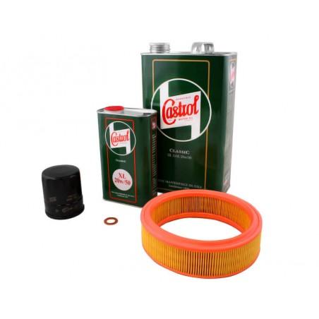 N°5 - Pack Vidange CASTROL 20w50 + Filtre air std-austin-mini