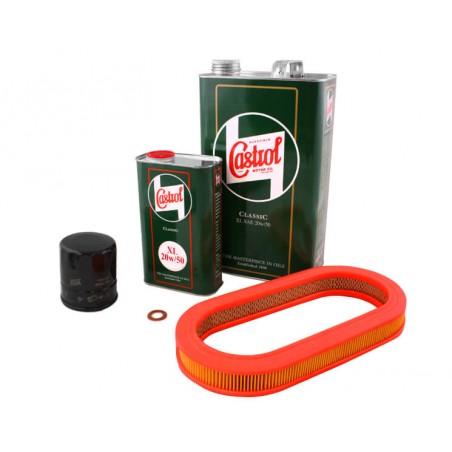 N°8 - Pack Vidange CASTROL 20w50 + Filtre air SPI-Austin Mini